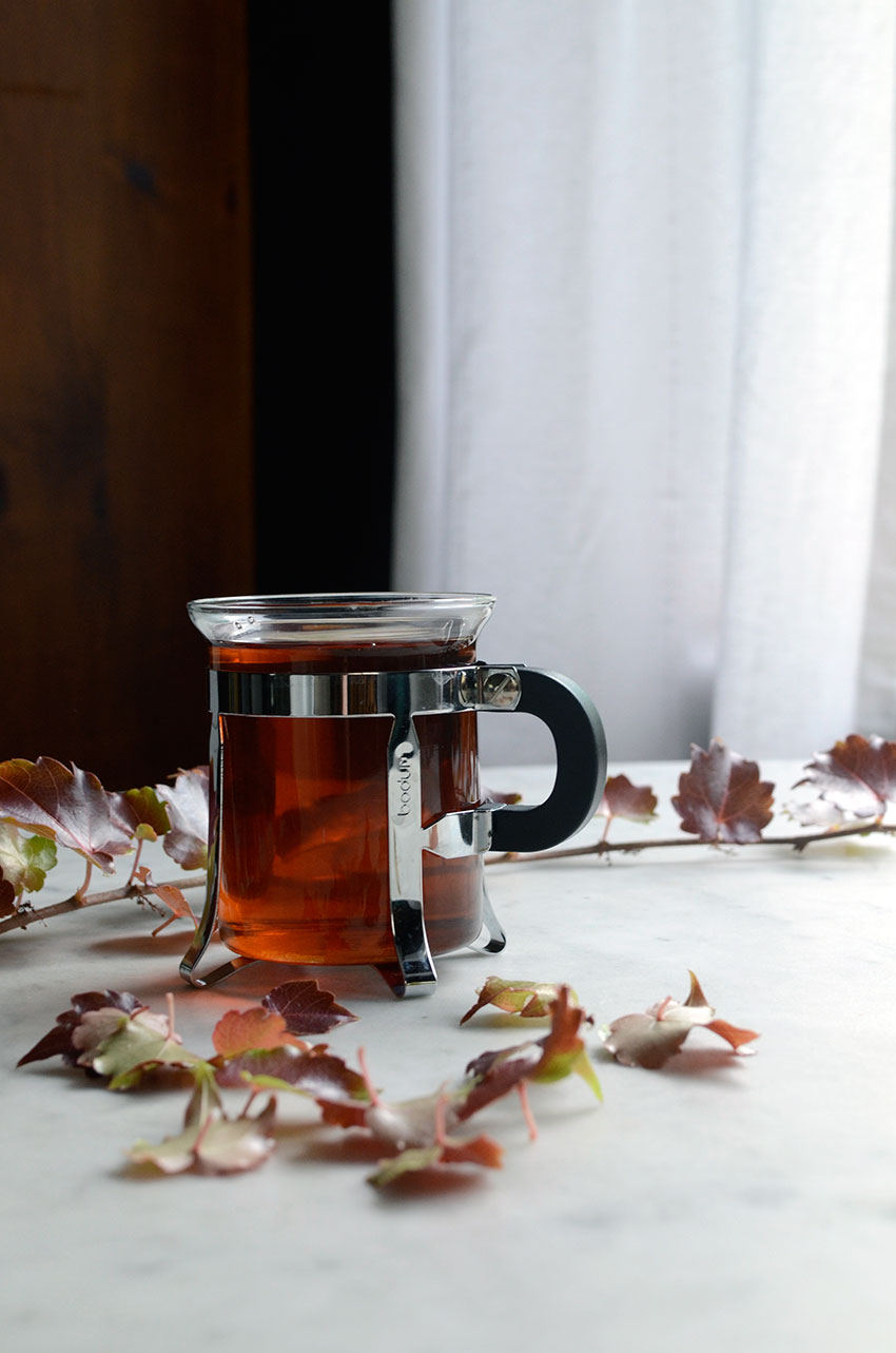 Bodum tea cup | totallybydesign