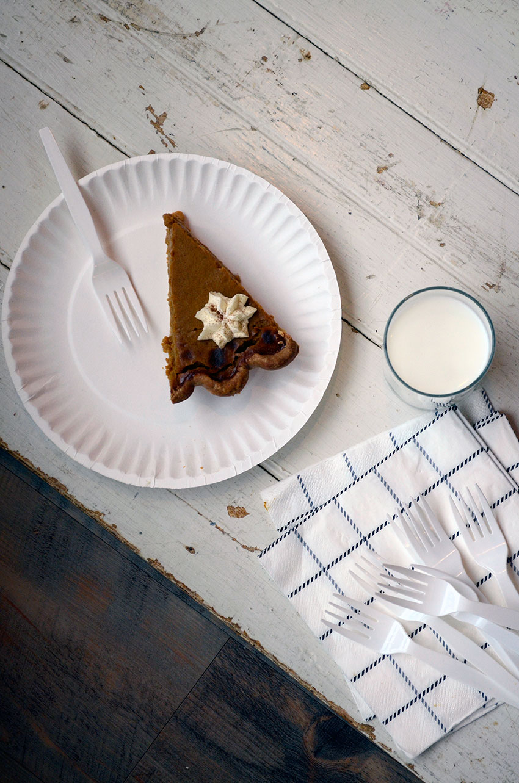 Rosebud pie slice | totallydesign
