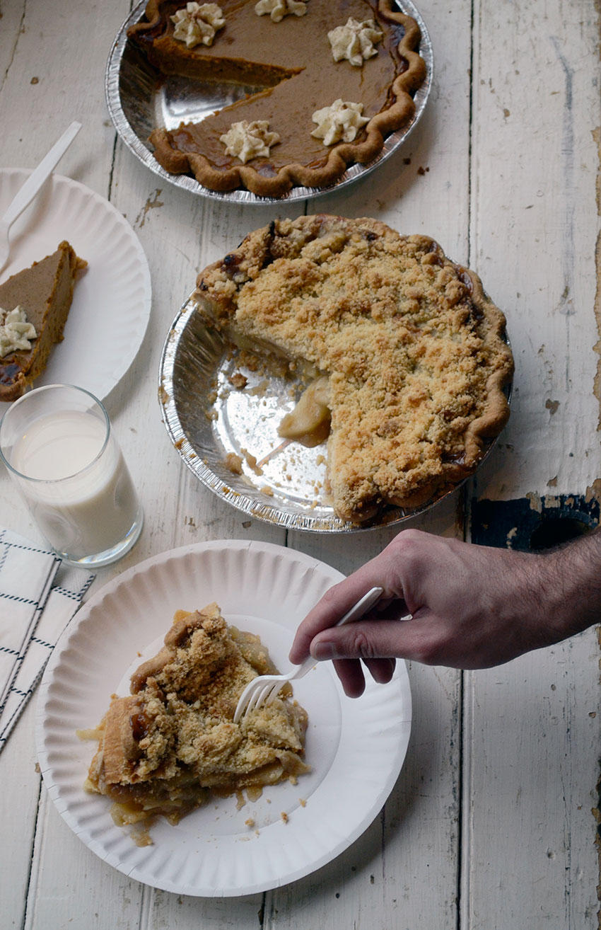 Styling the pies | totallybydesign