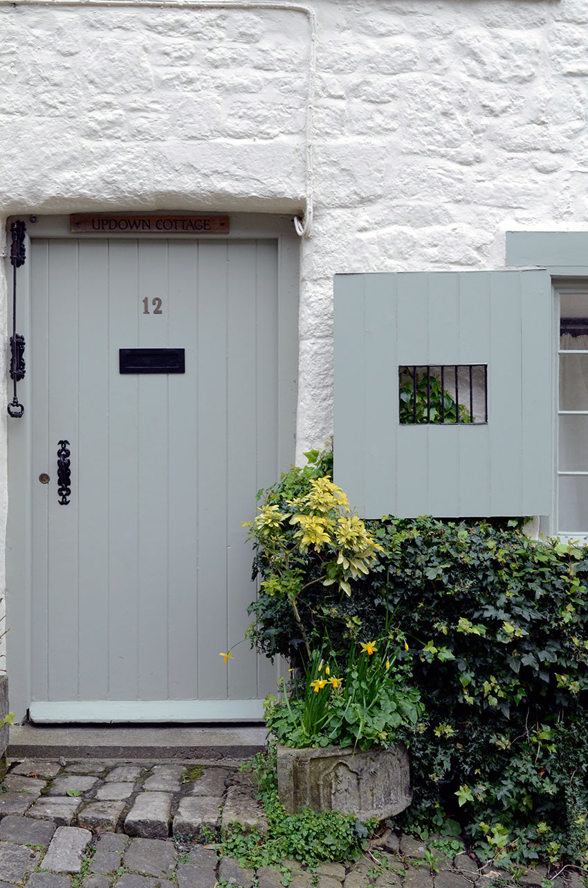 Shaftesbury cottages | totallybydesign.com