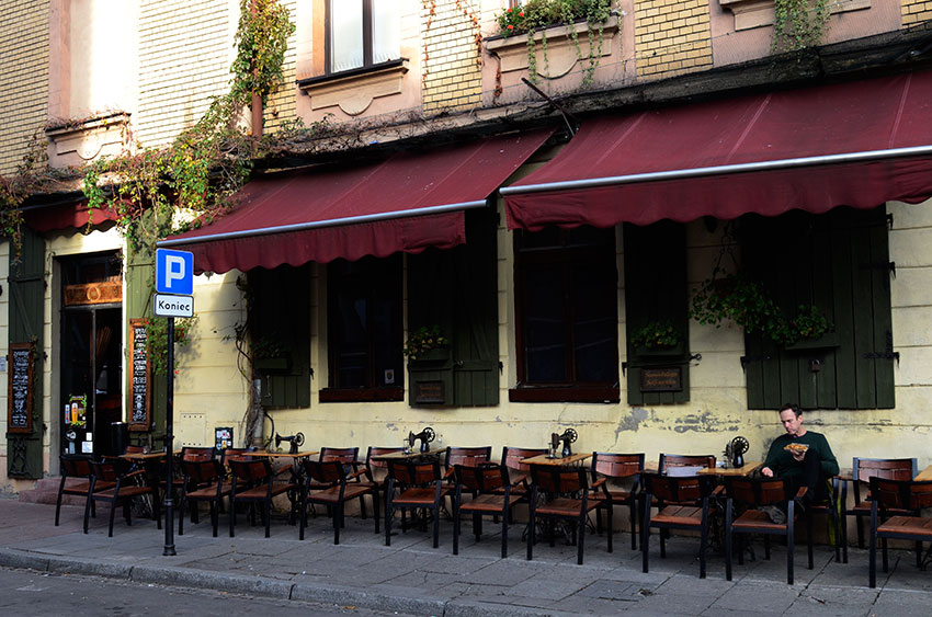 Krakow Cafes | totallybydesign.com