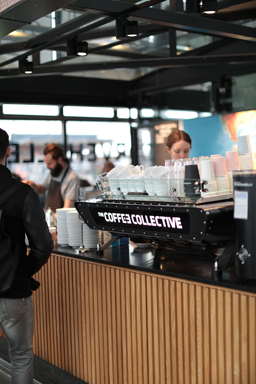 Torvehallerne coffee | totallybydesign.com