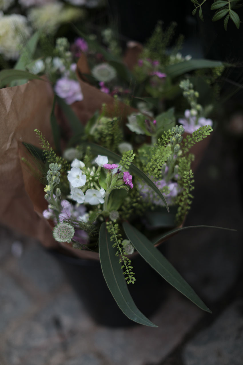 Torvehallerne flowers | totallybydesign.com